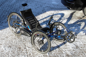 ICE Adventure Trike Pedelec