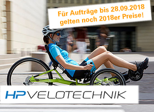NEWS: HP VELOTECHNIK